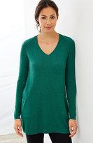 J. Jill Pure Jill Ultrasoft Tunic Sweater