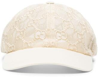Gucci Chivali mesh baseball cap