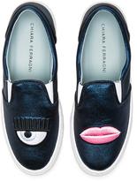 Chiara Ferragni Piercing Slip On Sneaker