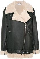 P.A.R.O.S.H. shearling jacket