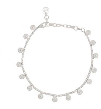 Loft & Daughter Bishnoi Mini Coin Bracelet Silver