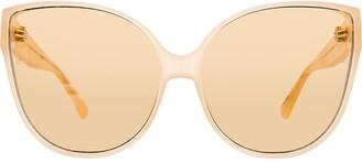 Linda Farrow 656 C4 cat-eye sunglasses