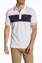 Robert Graham Argento Short Sleeve Polo