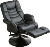 Asstd National Brand Maddie Faux-Leather Recliner