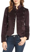 KUT from the Kloth Women's Esther Corduroy Military Jacket
