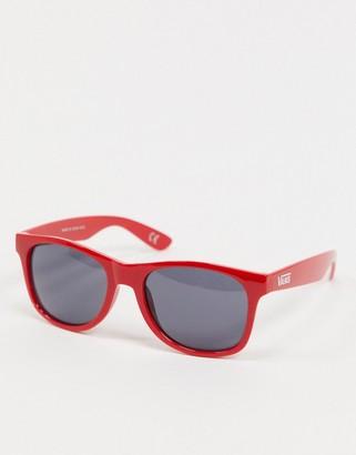 Vans Spicoli 4 sunglasses in racing red