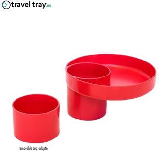 My Travel Tray Travel Tray- Red