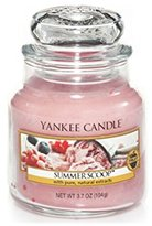 Yankee Candle Summer Scoop Jar Candle - Small