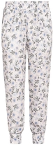 Mother of Pearl Rhea Silk Joggers