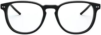 Polo Ralph Lauren Round Frame Glasses