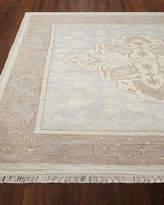 Safavieh Lady Blue Oushak Rug, 8' x 10'
