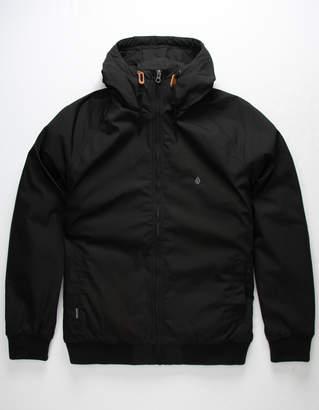 Volcom Hernan Black Mens Jacket
