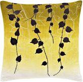 Clarissa Hulse Boston Ivy cushion 40X40cm indigo