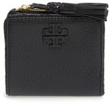 Tory Burch Women's Mini Leather Wallet - Black