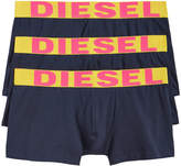 Diesel Men's 3-Pk. Explicit Trunks
