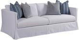 Barclay Butera Marina Slipcovered Sofa - White