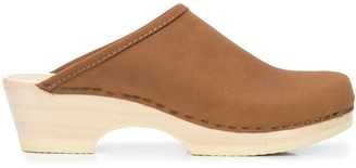 NO.6 STORE Valley Clogs