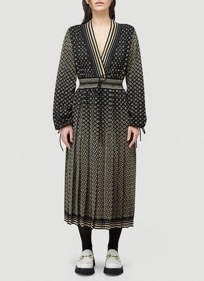 Gucci GG Jacquard Dress