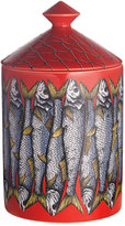 Fornasetti Sardine Rosso Scented Candle