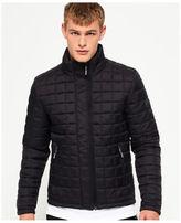 Superdry Men's Box Quilt Fuji Jacket