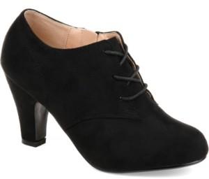 Journee Collection Women's Leona Wide Bootie Women's Shoes