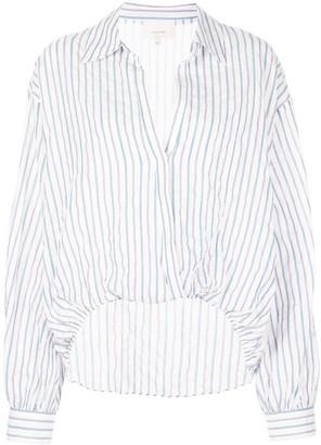 Cinq à Sept Lillian oversized shirt