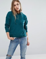 Missguided Pocket Front Hoodie