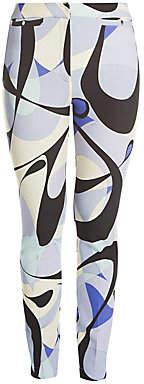 Emilio Pucci Women's Punto Milano Printed Pants