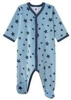 Petit Bateau Baby Boys' Dors Bien Bar/Mu12M Sleepsuit,(Manufacturer Size: 12M 12Mois)