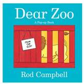 Simon & Schuster Dear Zoo By Rod Campbell.