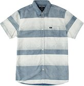 RVCA Men's Dip Down Short Sleeve Shirt
