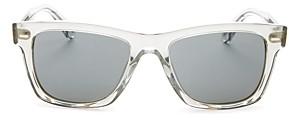 Oliver Peoples Men's Oliver Square Sunglasses, 54mm