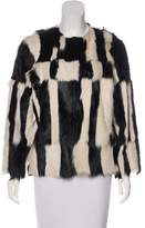 Isabel Marant Alice Fur Jacket