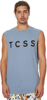 The Critical Slide Society Trusty Mens Muscle Blue
