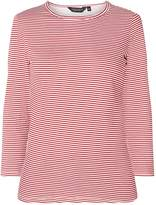 Dorothy Perkins Red Striped Top