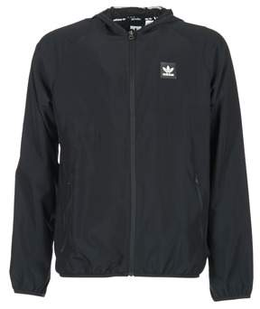 adidas BB WIND JACKET men's Windbreakers in Black