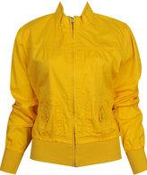Color Zip-Up Jacket