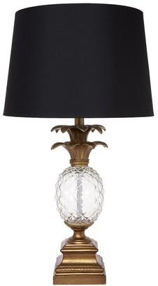 Cafe Lighting Astor Table Lamp Antique Gold