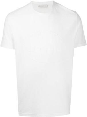 Etro raised logo T-shirt