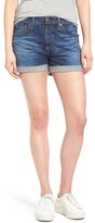 AG Jeans Women's Hailey High Waist Denim Shorts