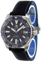 Tag Heuer 'Aquaracer Calibre 5' analog watch