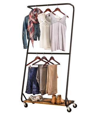 Honey-Can-Do Z-Frame Garment Rack