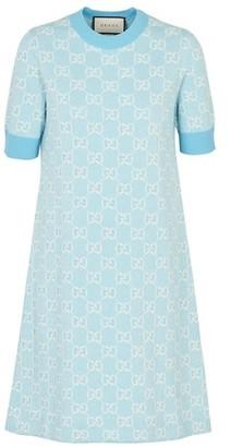Gucci GG motif dress