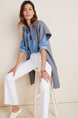 Anthropologie Lisette Cozy Wrap By in Grey Size ALL