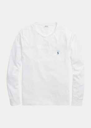 Ralph Lauren Jersey Long-Sleeve T-Shirt