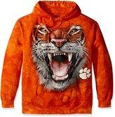 The Mountain Men's Clemson U Bf Clem Tiger-Adult Hoodie Sweatshirt