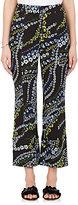 Erdem Women's Verity Floral Crop Pants