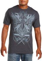 555 Turnpike Herald X Big & Tall Short Sleeve Graphic T-Shirt (3XLT, )