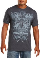 555 Turnpike Herald X Big & Tall Short Sleeve Graphic T-Shirt (4XLT, )