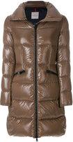 Moncler Jasminum longline padded jacket